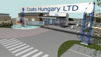 01.COATS Hungary Ltd - porta