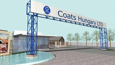02.COATS Hungary Ltd - porta