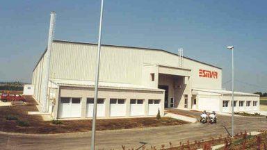 02.ESMAR (GESTAMP), Gyártócsarnok kialakítása I