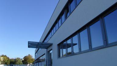 """02.LIDL, """"A"""" irodaépület - 2007"""