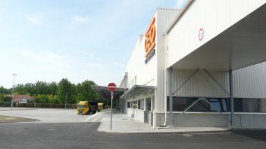 02.OBO - Logisztikai központ