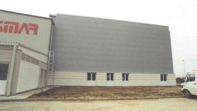 03.ESMAR (GESTAMP), Gyártócsarnok kialakítása II
