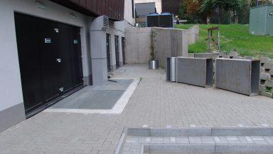 04.MOM SPORT - Sportcsarnok új menekülő ajtók
