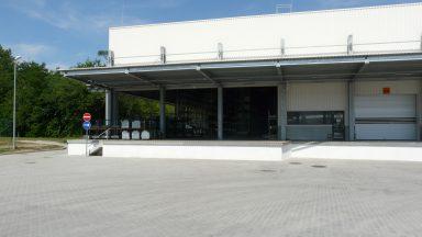 04.OBO - Logisztikai központ