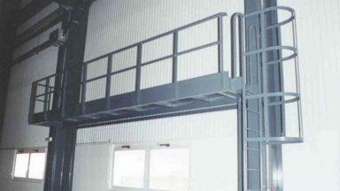 05.ESMAR (GESTAMP), Gyártócsarnok kialakítása II