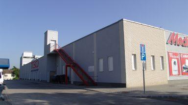 05.Fehér Palota - Üzletközpont átépítése, bővítése