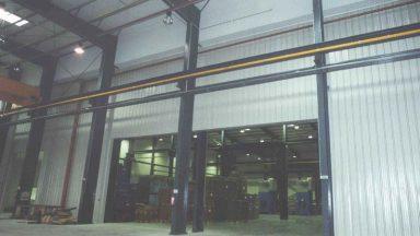 06.ESMAR (GESTAMP), Gyártócsarnok kialakítása II