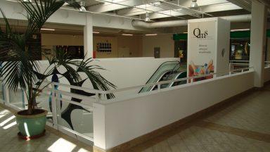 10.Fehér Palota - Üzletközpont átépítése, bővítése