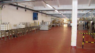 12.COATS Hungary Ltd - Raktár